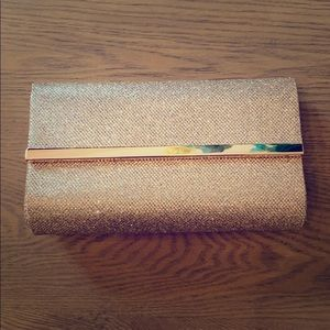 Bare minerals gold clutch